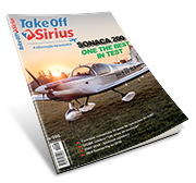 Take Off Sirius 208